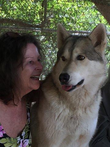 Lisinka with Alpha She Wolf